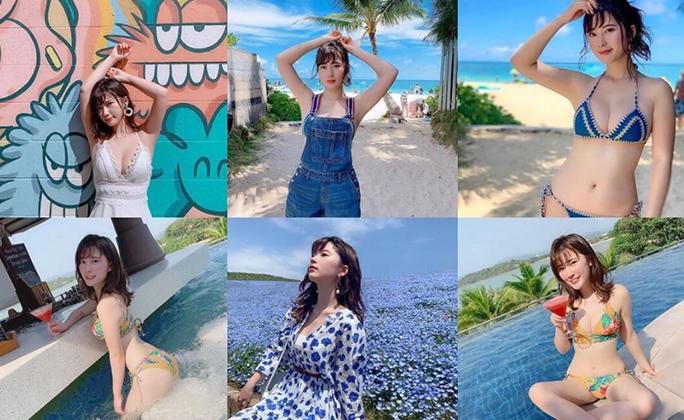 女優の伊藤奈月さんがTikTokデビュー!クネクネダンスが魅力的