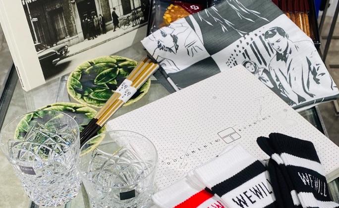 銀座の経済復興プロジェクト「銀座玉手箱」始動、商品セットを発売