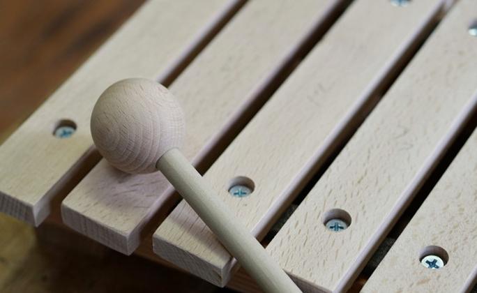 外出自粛に親子で「木琴DIYキット」を。応援価格で発売開始